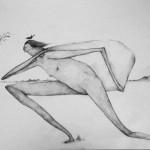 Catherine Le Carrer, d'Egon Schiele à Larcenet