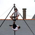 Cirque ou presque : chapiteaux pleins à Piré-sur-Seiche