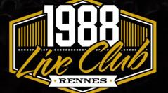 Le 1988 live club prend toute la place !