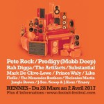 Dooinit festival #8 : Pete Rock, Prodigy… et les autres