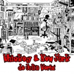 Whiskey & New York, de Julia Wertz