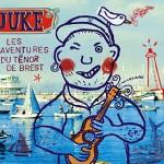 Premier album jeune public du Ténor de Brest : tendresse à babord !