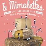 Paillettes et mimolettes : une tomme de spectacles