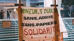 Au TNB, Libre(s) et sans-papiers