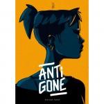 Antigone se rebelle et fait de la bande dessinée