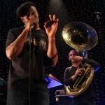 Jazz à l'Ouest : dynamites hip-hop