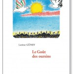 Le Goût des oursins, roman de Lorène Güney