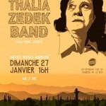 Dimanche goûter-frissons avec Thalia Zedek