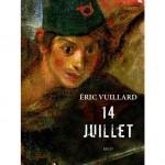 14 Juillet, récit d'Éric Vuillard