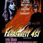 Fahrenheit 451 : esthétique des flammes
