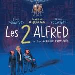 Les 2 Alfred : des doudous et des drones