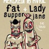Lady Jane et Fat Supper chauffent le 1988 Live Club