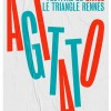 Secouez Le Triangle avec Agitato