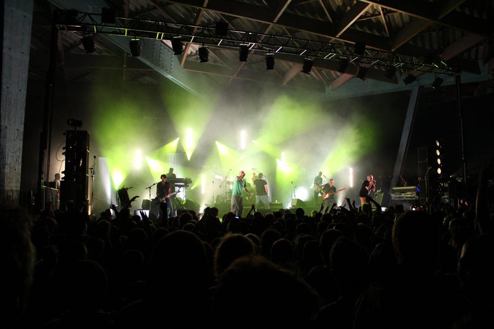 Zebda - live Quartiers d'été 2012
