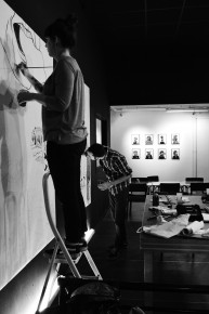 Atelier Mcclane © Juliette v.
