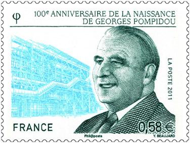 timbre_RF-Pompidou_1911-1974
