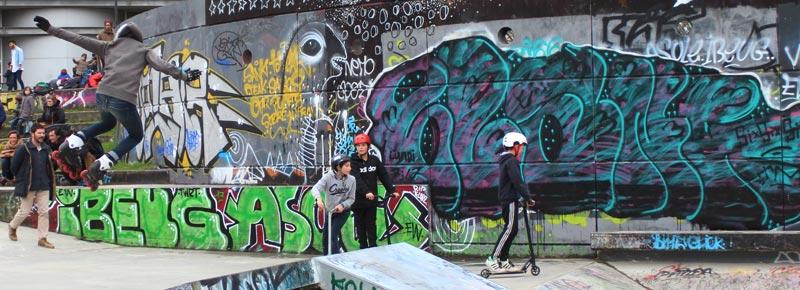 urbaines-roller