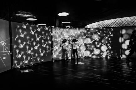 Collectif vitrine en cours - Les Champs Libres