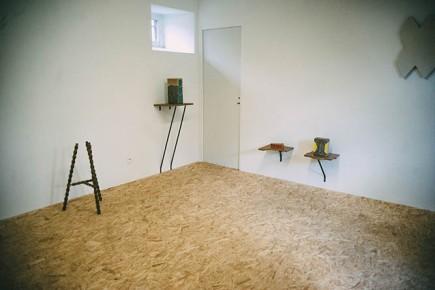 galerie - Inauguration - Ferme de Quincé - Louise Quignon