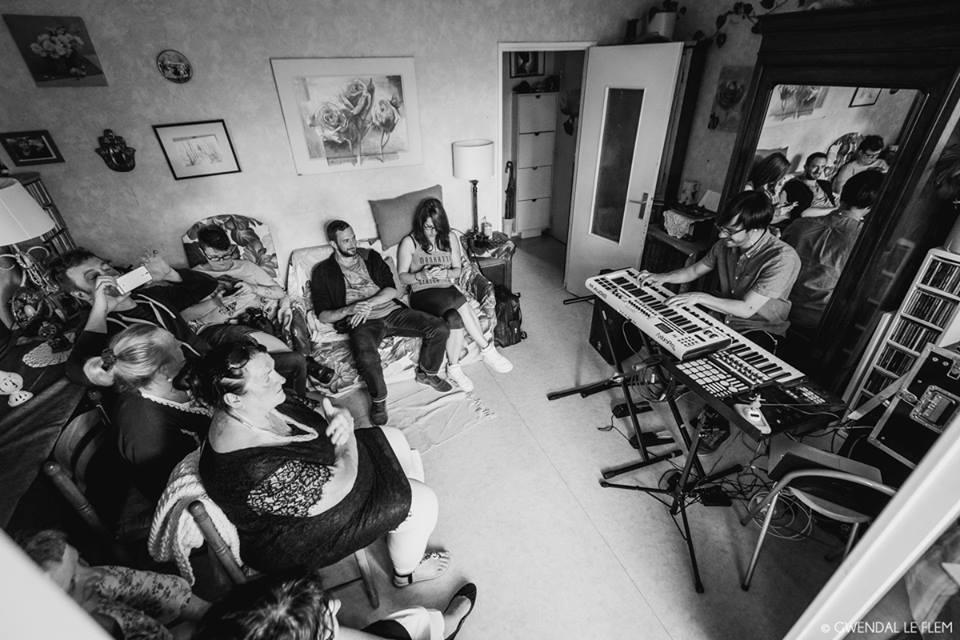 Concert chez l'habitant : un moment privilégié