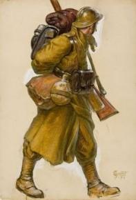 godet-soldat