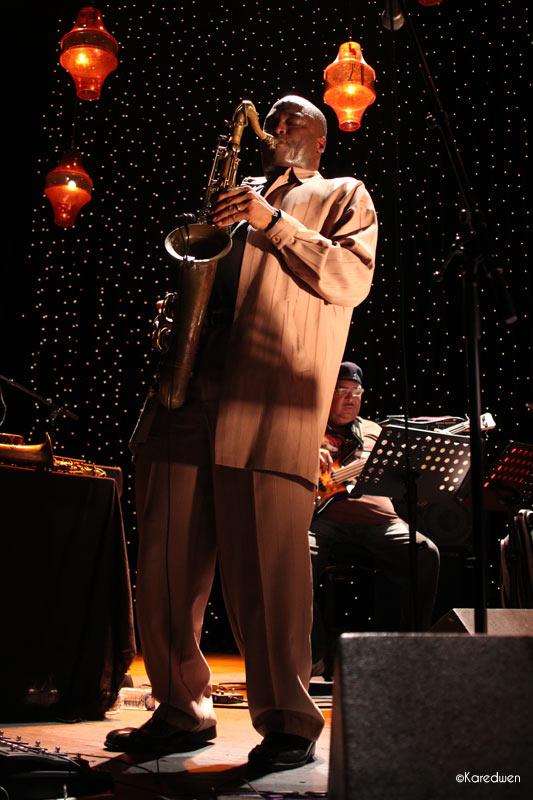James Carter Quartet Brequigny Rennes (2)