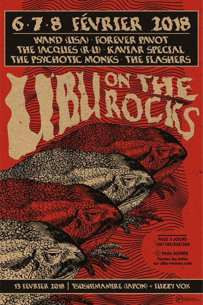 ubu-on-the-rocks