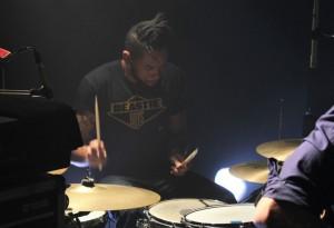 Ubu On the Rocks Forever Pavot batteur Franck Amouroux