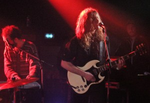 Ubu On the Rocks Kaviar Special Guitare clavier Franck Amouroux