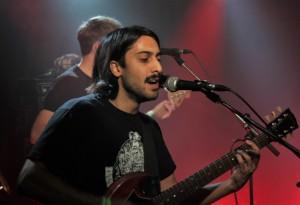 Ubu On the Rocks Kaviar Special chanteur Franck Amouroux