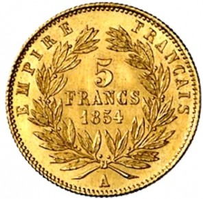 5francs-or