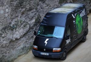 Expo Rock une histoire nantaise- Camion - Franck Amouroux
