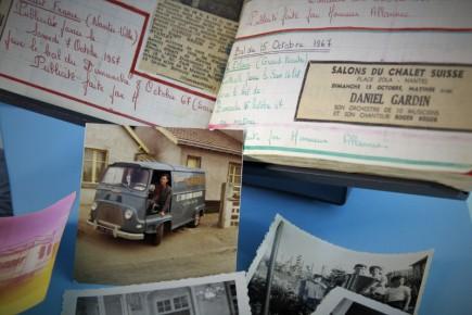 Expo Rock une histoire nantaise- Journal intime Daniel Gardin - Franck Amouroux