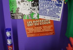 Expo Rock une histoire nantaise- Les Rockeurs ont du coeur- Franck Amouroux
