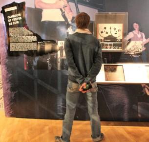 Expo Rock une histoire nantaise- Public2 - Franck Amouroux