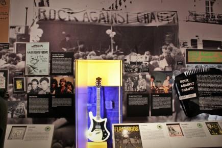 Expo Rock une histoire nantaise- Rock Against Chauty - Franck Amouroux