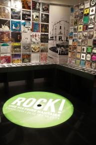 Expo Rock une histoire nantaise- Vinyle 1 - Franck Amouroux