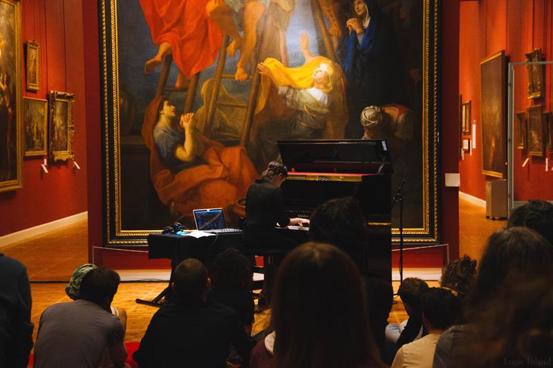 Expérience 9 : Emilie Levienaise-Farrouch, Musée des Beaux-arts de Rennes