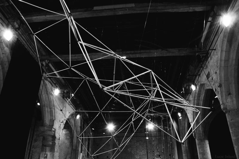 """Lawrence Malstaf """"Polygon 0216"""", Théâtre du Vieux Saint-Etienne"""