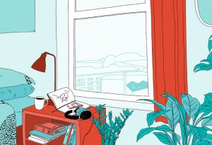 """visuel de """"Un podcast à soi"""" par Anna Wanda Gogusey"""