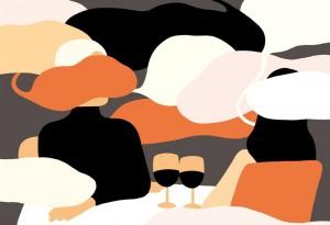 """visuel pour """"Plan Culinaire"""" de Louie Media par Marie Guillard"""