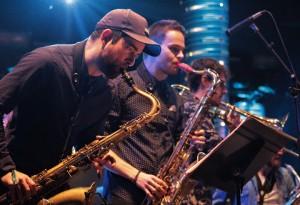 Natah Big Band 6 Transmusicales Rennes Franck Amouroux