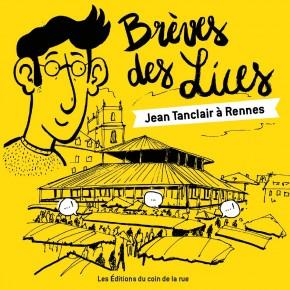 Herve Billy Jean Tanclair Brèves des Lices Les Editions du Coin de la Rue