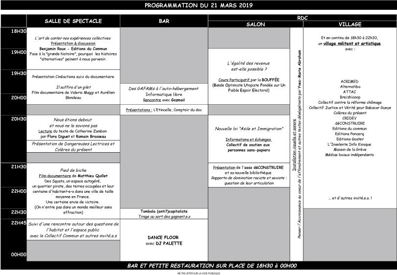 programme DEFINITIF letincelle 21mars19