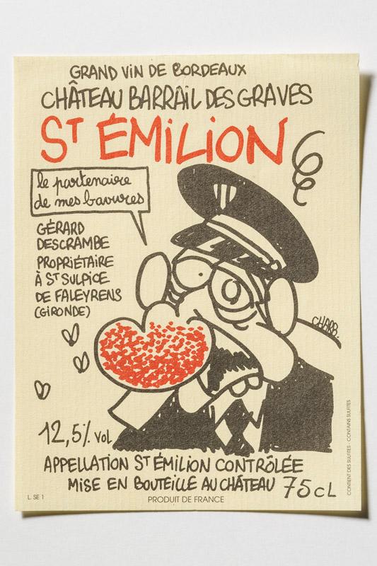 gerard-descrambe_chateau-barrail-des-graves-saint-emilion_charb_1991