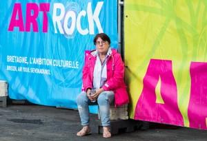 Festivalier 6 Art Rock Saint Brieuc Franck Amouroux