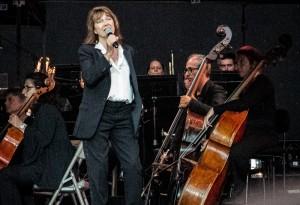Jane Birkin 1 Vieilles Charrues Franck Amouroux