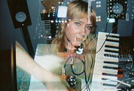 © Jane Pain, sœur de Margaret Chardiet, photographe, musicienne et autrice avec qui elle collabore