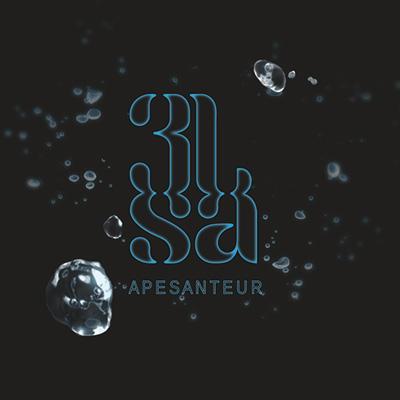 3lsa_Apesanteur_CouvAlbum_100ppi
